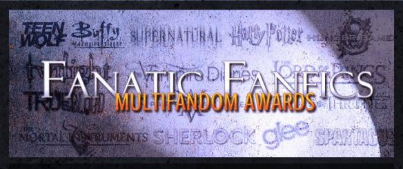 fanatic fanfics multifandom awards