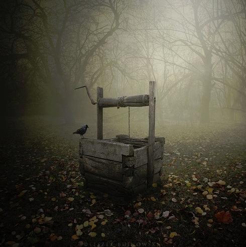 Raven's Well, Poland. http://janneflinck.deviantart.com